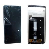 Ecrã Tátil Completo Xiaomi Redmi Note 5 Pro / Redmi Note 5 Global Version Preto