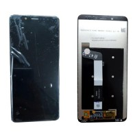 LCD Screen + Touch Screen Digitizer Assembly Xiaomi Redmi Note 5 Pro / Redmi Note 5 Global Version Black