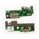 Placa con Conector Carga Micro USB y Micrófono Sony Xperia E5 F3313