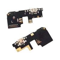 Placa con Conector de Carga Tipo C y Micrófono Xiaomi Redmi 5 Plus