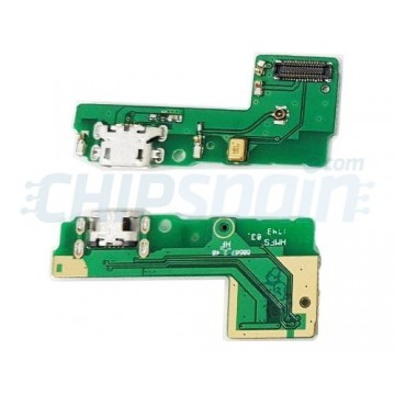 Charging Port and Microphone Ribbon Flex Cable Replacement Xiaomi Redmi 5