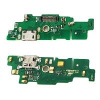 Connector Flex Carregamento e Microfone Huawei Ascend Mate 7