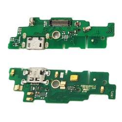 Placa con Conector Carga Micro USB y Micrófono Huawei Ascend Mate 7