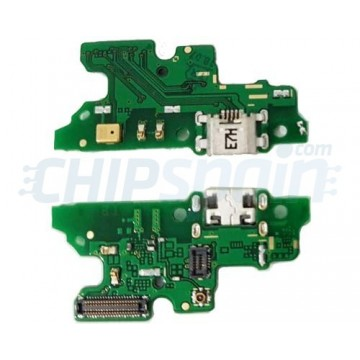 Connector Flex Carregamento e Microfone Huawei Mate 9 Lite