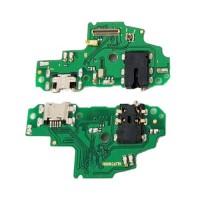 Connector Flex Carregamento e Microfone Huawei P Smart