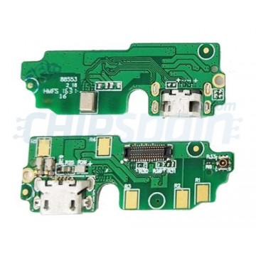 Charging Port and Microphone Ribbon Flex Cable Replacement Xiaomi Redmi 4 Prime
