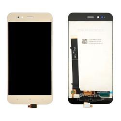 Pantalla Xiaomi Mi 5X - Mi A1 Completa Oro