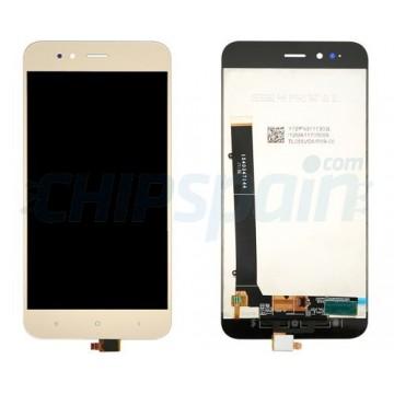 LCD Screen + Touch Screen Digitizer Xiaomi Mi A1 - Mi 5X Gold