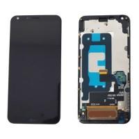 Ecrã Tátil Completo LG Q6 / Q6 Plus Preto