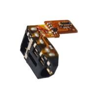 Flex com conector Jack de áudio LG Q6 / Q6 Plus