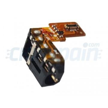 Flex connector Audio Jack LG Q6 / Q6 Plus