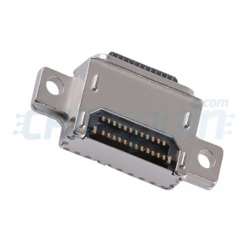 Connector Carregamento USB Tipo C Samsung Galaxy S8 / S8 Plus / S9