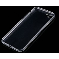 Capa iPhone 7 iPhone 8 TPU ultra fino Transparente