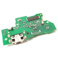 Placa Conector de Carga Micro USB y Micrófono Huawei Y7