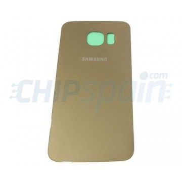 Battery Back Cover Samsung Galaxy S6 Edge G925F Gold