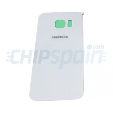 Battery Back Cover Samsung Galaxy S6 Edge G925F White