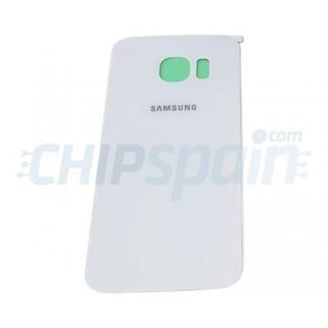 Tampa Traseira Samsung Galaxy S6 Edge G925F Branco
