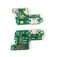 Placa Conector de Carga Micro USB y Micrófono Huawei P10 Lite