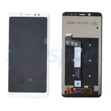 Ecrã Tátil Completo Xiaomi Redmi Note 5 Pro / Redmi Note 5 Global Version Branco
