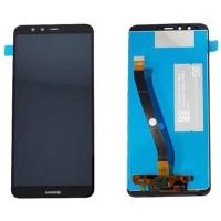 Ecrã Tátil Completo Huawei Y9 2018 Preto