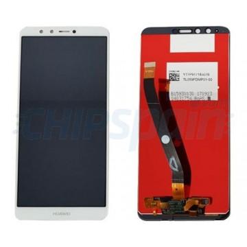 LCD Screen + Touch Screen Huawei Y9 2018 White