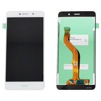 Ecrã Tátil Completo Huawei Y7 / Y7 Prime Branco