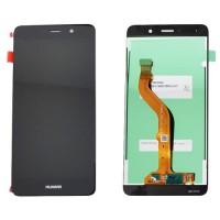 Ecrã Tátil Completo Huawei Y7 / Y7 Prime Preto