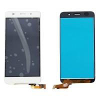 Ecrã Tátil Completo Huawei Y6 / Honor 4A Branco