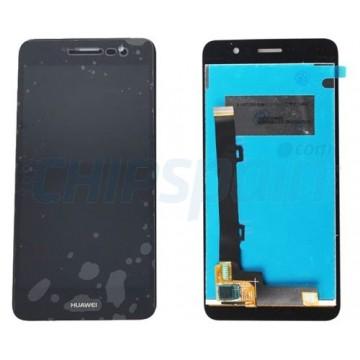 LCD Screen + Touch Screen Huawei Y6 Pro Black