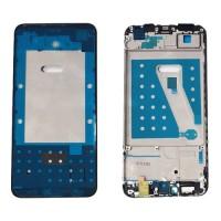 LCD Screen Moldura Frontal Huawei P Smart Preto