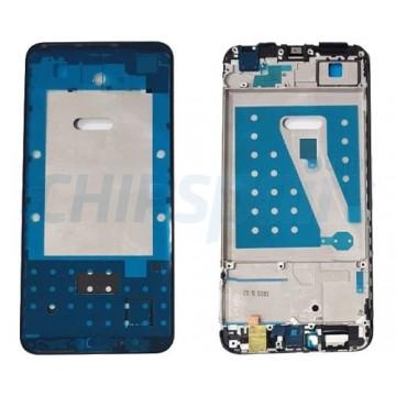 Front Frame LCD Screen Huawei P Smart Black