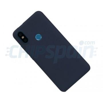 Caso Xiaomi Mi 6X / Mi A2 Azul Original