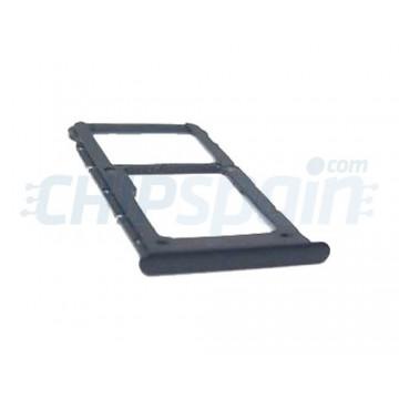 Bandeja Dual SIM / Micro SD Huawei P Smart Negra