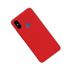 Funda Xiaomi Mi 6X / Mi A2 Original Rojo