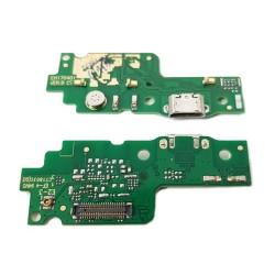 Connector Flex Carregamento e Microfone Huawei Y6II / Honor 5A