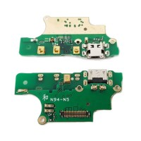 Connector Flex Carregamento e Microfone Nokia 5