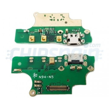 Placa con Conector de Carga y Micrófono Nokia 5