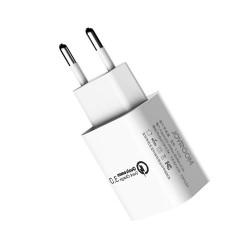 Adaptador USB Inteligente de Carga Rápida 2A
