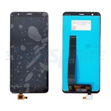Ecrã Tátil Completo Asus Zenfone Max Plus M1 ZB570TL Preto