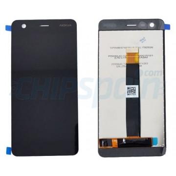 Pantalla Nokia 2 Completa Negro