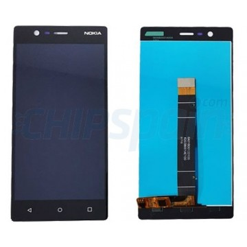 LCD Screen + Touch Screen Digitizer Assembly Nokia 3 Black