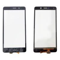 Vidro Digitalizador Táctil Huawei Honor 6X / Mate 9 Lite Preto