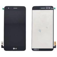 Ecrã Tátil Completo LG K4 2017 M160 M151 Preto