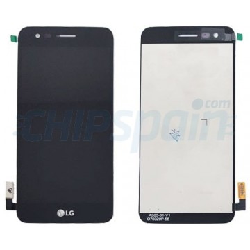 Pantalla LG K4 2017 M160 M151 Completa Negro