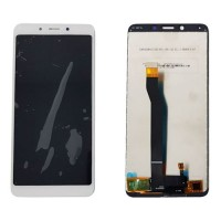 LCD Screen + Touch Screen Xiaomi Redmi 6 / Redmi 6A White