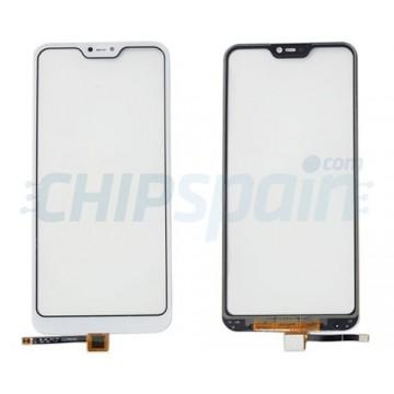 Vidro Digitalizador Táctil Xiaomi Mi A2 Lite (Redmi 6 Pro) Branco