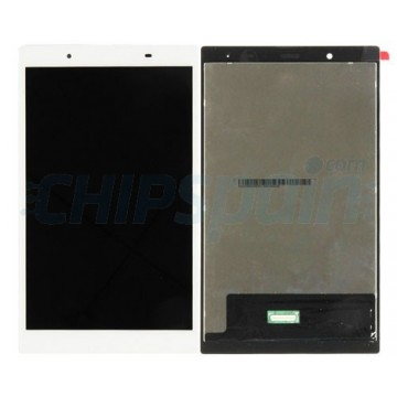 Ecrã Tátil Completo Lenovo Tab 4 8.0 TB-8504X / TB-8504 Branco