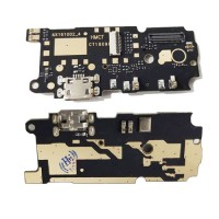 Placa con Conector Carga Micro USB y Micrófono Xiaomi Redmi Note 4