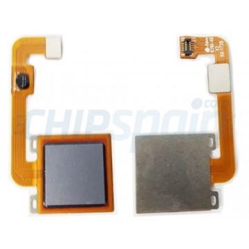 Botón Home con Flex Xiaomi Redmi Note 4X Gris
