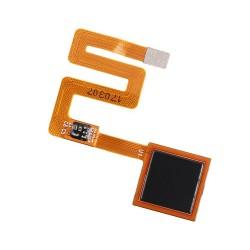 Botón Home con Flex Xiaomi Redmi Note 4 Negro